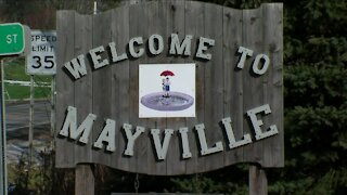 Do not drink the water in Mayville