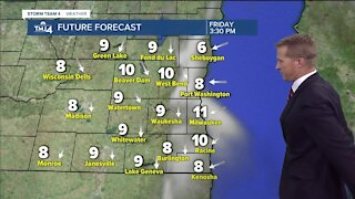 Cool weather continues this weekend