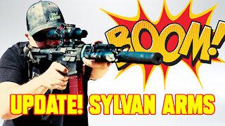 Update! Gen 3 Sylvan Arms Folding Stock Adaptora