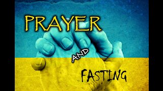 Prayer & Fasting Part 3