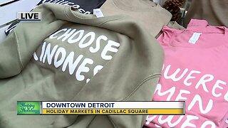 Downtown Detroit Markets