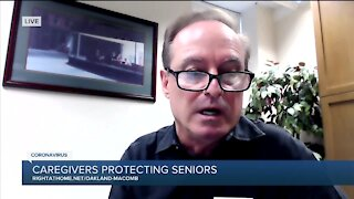 Taking Care of Seniors with Right at Home