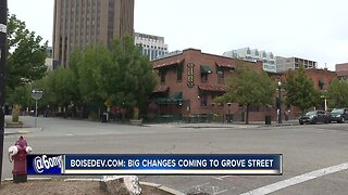 Boise Dev: Big changes coming to Grove street