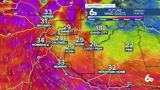Scott Dorval's Idaho News 6 Forecast - Monday 4/5/21