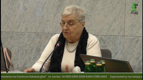 Zespól Parlamentarny ds. Interesów Polonii cz.1 - zagrożenia ekonomiczno-socjalne, Sejm 25.10.2021r.