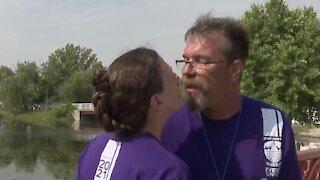 Detroit Grand Prix volunteers find love