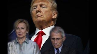 President Donald Trump SLAMS Dr. Fauci & Dr. Birx