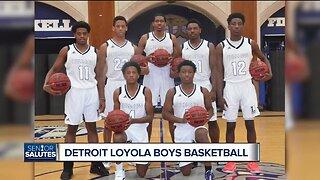 WXYZ Senior Salutes: Detroit Loyola High School basketball