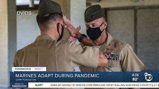 Marines balance safety with training during pandemic