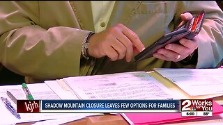 Shadow Mountain closure leaves few options for families