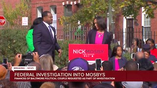 Federal investigation into Marilyn and Nick Mosby