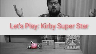 SNES Kirby Super Star 1 Spring Breeze