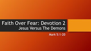 7@7 Episode 8: Faith Over Fear (Part 2)