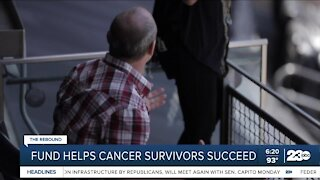 Fund helps cancer survivors succeed