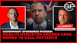 """""""Vaccine"""" Murder Charges Accepted by Prosecutors, Officials Intentionally Killed Patients"""