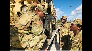 Florida National Guard mobilizes before Hurricane Dorian's arrival