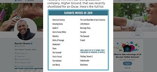 President Obama's favorite movies