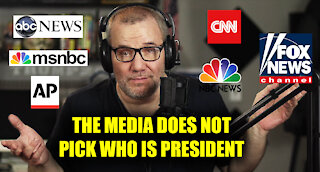 The Media Does Not Elect Presidents