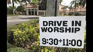Drive-in worship offers spiritual resiliency during pandemic
