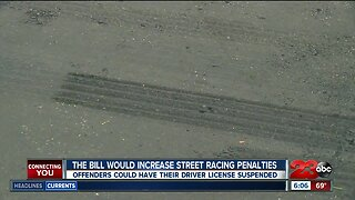 Assemblyman Vince Fong looks to increase penalties for illegal street racing