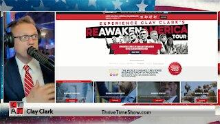 Clay Clark Reawaken America Tour 2021