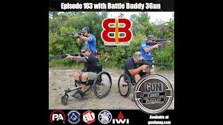 GF 183 – Nobody Rain Dance - Battle Buddy 3Gun