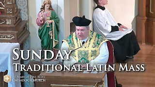 Sermon for the Third Sunday After Pentecost, June 13, 2021 (TLM)