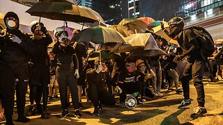 Hong Kong Protests Continue For 17th Straight Week