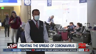 Tulare County Public Health says nine people are being monitored for Coronavirus