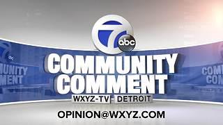 Community Comment 4-26-2018