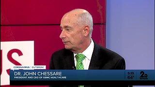 Coronavirus Outbreak House Calls: Dr. Theodore Bailey