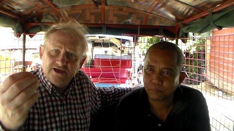 Mr Polo, Tuk-Tuk Driver, Phnom Penh, Cambodia