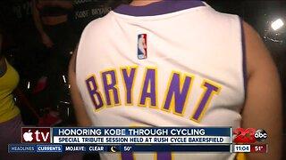 Remembering Kobe Bryant: Honoring Kobe through cycling