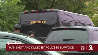 Neighbors react after Elmwood officer kills man who allegedly opened fire on officer