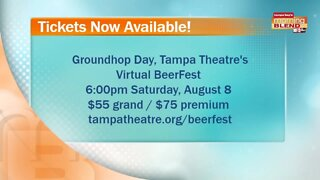 Tampa Theatre | Morning Blend