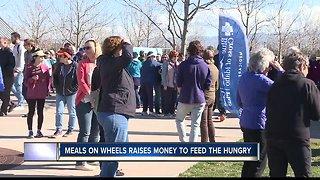Meals on Wheels raises money to feed senior citizens