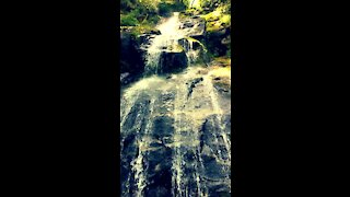 Beautiful waterfall in TN