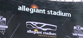 Allegiant Stadium open to fans through UNLV games, tours and private events