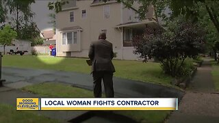 Convicted contractor and a local woman's fight for justice