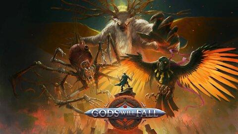 Gods Will Fall Trailer