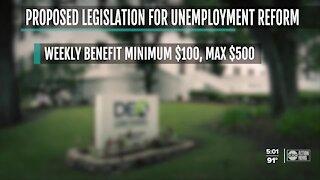 Florida lawmakers propose unemployment overhaul