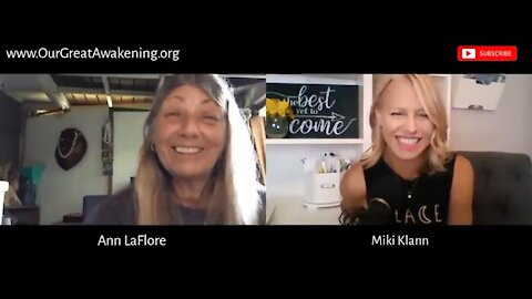 Ann La Flore and Miki Klann Give Weekly News Update - June 29th 2021