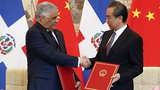 China Opens New Embassy In The Dominican Republic