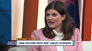Rep. Stevens Exclusive Interview