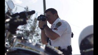 Police stopping school zone speeders