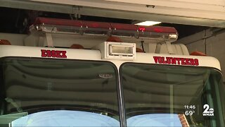 Essex Volunteer Fire Company collecting donations to give supplies to students