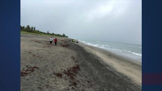 Two hospitalized after lightning strike at Hobe Sound Beach