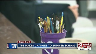 TPS makes changes to summer school
