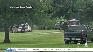 Middletown police officer shot in pursuit