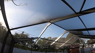 Disabled veteran blames pool contractor for lien on home